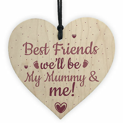 Gifts For Her Handmade Heart From Bump Mummy Baby Son Daughter Birthday