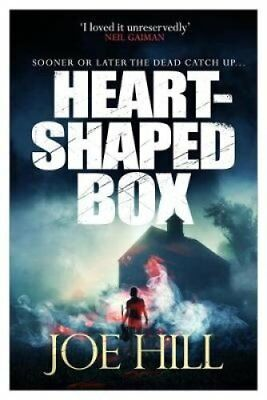 Heart-Shaped Box by Joe Hill 9781473222700 (Paperback, 2017)