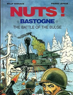 Nuts!   Bastoge   Battle of the Bulge    Hardcover    1994