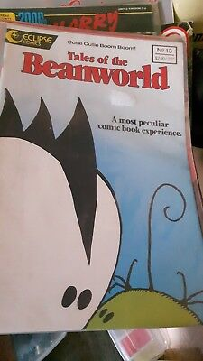 Tales of the Beanworld No 13 Eclipse Comics
