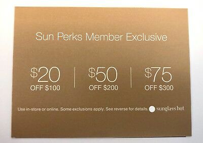 901770a8ccd SUNGLASS HUT COUPON -  20  50  75 Off Purchase -  4.99