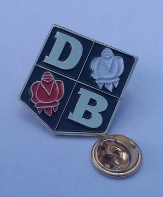 Rare Pin Badge - David Brown Tractor #1