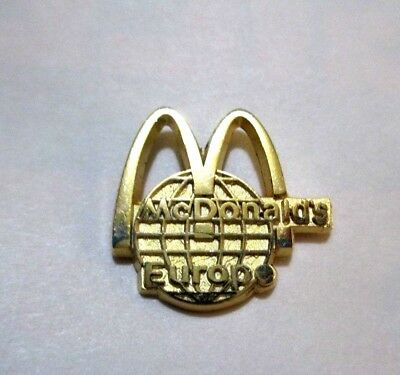 McDonald's Europe  Years Of Service Lapel Pin