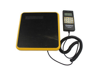Fieldpiece SRS1 Refrigerant Scale With Alarm and Bag
