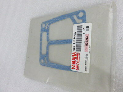 U0A New Genuine Yamaha 6M6-14613-A0 Gasket Exhaust Pipe Factory OEM Part