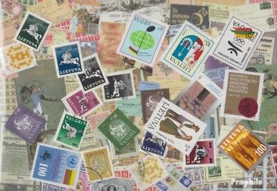 Lithuania ab 1990 Stamps-25 different stamps