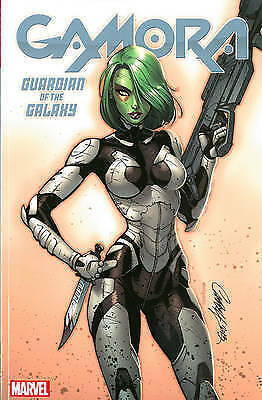 Gamora: Guardian of the Galaxy, Jim Starlin, Excellent Book