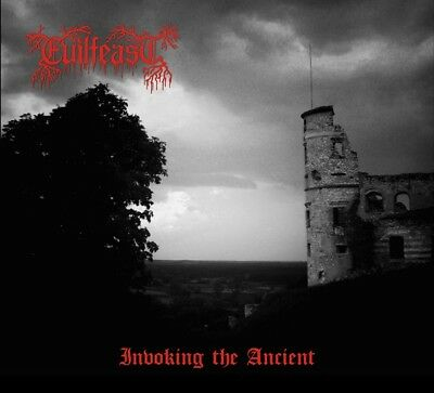 Evilfeast - Invoking The Ancient Digi-M-CD,Lim. 100,neu