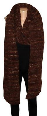 Gorgeous Uzbek Handmade & Homemade Natural Woolen Shawl Long Scarf A11127