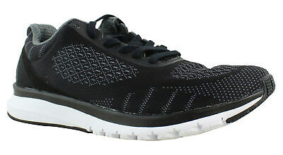 NEW REEBOK WOMENS Print Smooth Ultk Black Running 30be44056