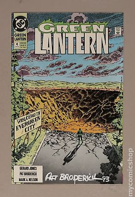 Green Lantern (2nd Series) #4 1990 VF- 7.5