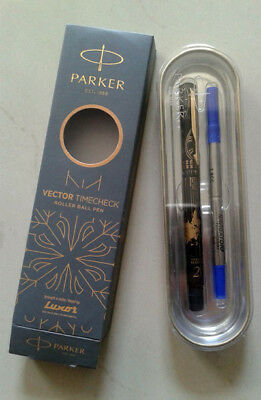 Parker Vector Roller Ball Pen GT - Time Check Boxed Special Edition