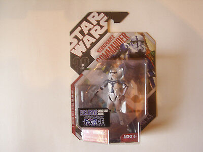 STAR WARS 30th Collection Force Unleashed Nr.08 Stormtrooper Commander NEU inOVP