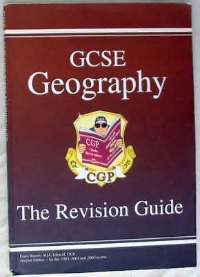 Gcse Geography The Revision Guide - Exam Boards: Aqa, Edexcel, Ocr - Ver Indice