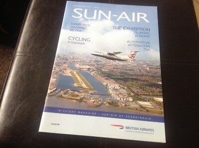 Airline In-flight Magazine - Sun-Air British airways - No.1 2015