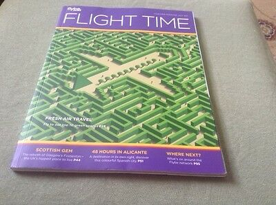 Airline In-flight Magazine - Flybe - July 2017 inflight