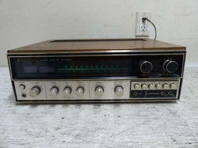 Kenwood KR-6200 AM/FM Stereo Receiver (1972-1974) ~ Multi-Voltage ~FREE SHIPPING