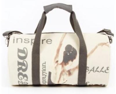 Ballet/Dance Duffel Bag-only used a few times