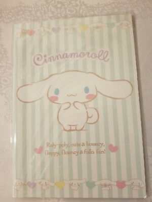 Sanrio Cinnamoroll Composition Notebook Striped