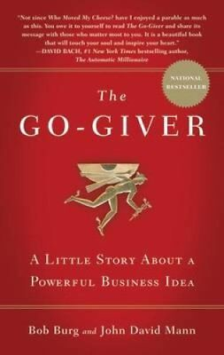 The Go-Giver A Little Story About a Powerful Business Idea 9780241976272