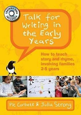 Talk for Writing in the Early Years: How to teach story and rhy... 9780335263400