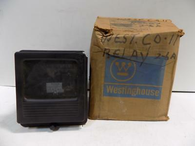 Westinghouse Overcurrent Relay C0-11 Broke Plastic
