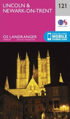 Lincoln & Newark-on-Trent by Ordnance Survey 9780319262191