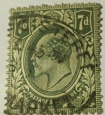 Great Britain  Scott#145   Used   Stamp  ...worldwide Stamps