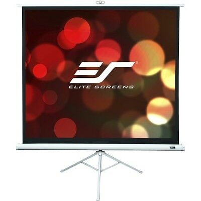 NEW Elitescreens T85NWS1 Tripod Projection Screen 85in 1 Portable