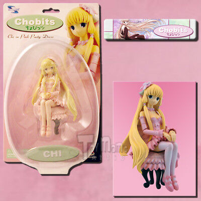 Chobits Series 2 Chi in Party Dress 6-Inch Action Figure - Toynami
