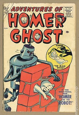 Adventures of Homer Ghost #2 1957 GD- 1.8