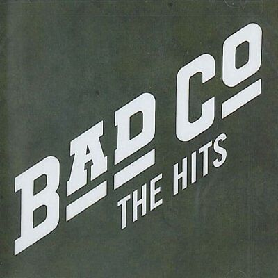 BAD COMPANY The Hits CD BEST BUY LIMITED ED NEW SEALED OOP