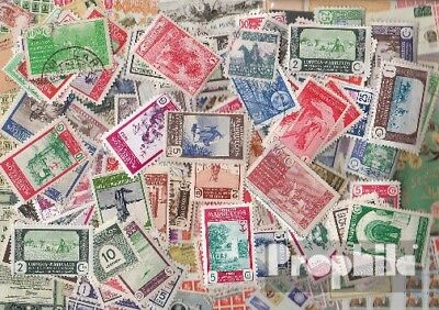 Morocco 100 different stamps  Spanisch Morocco