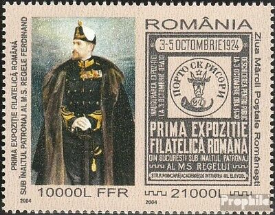 Romania 5848I A X (complete.issue.) unmounted mint / never hinged 2004 Day the S