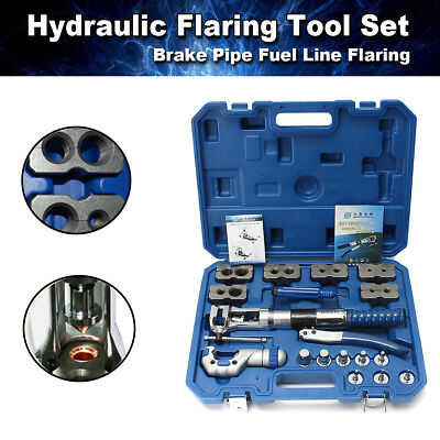WK-400 Universal Hydraulic Flaring Tool Set Brake Pipe Expander Fuel Line Tools