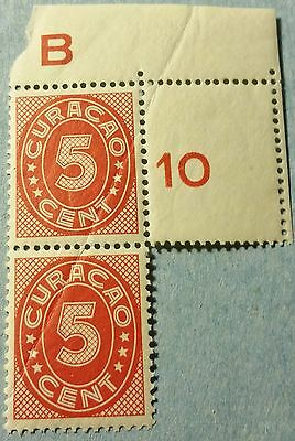 Curacao   Scott#131       Unused Stamp ......worldwide Stamps