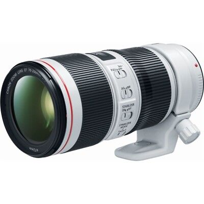 Canon EF 70-200mm f/4.0 L IS II USM Telephoto Zoom