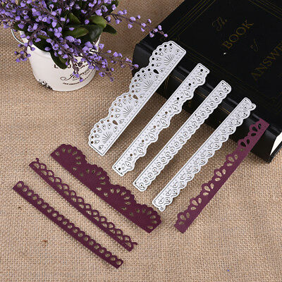 Lace Cutting Dies Stencil For DIY Scrapbooking Embossing Album Paper Card Crafts