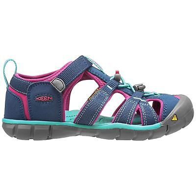 Keen Seacamp II CNX Poseidon Very Berry Youth Closed-Back Washable Sandals