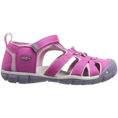 Keen Seacamp II CNX Very Berry Lilac Youth Closed-Back Washable Sandals