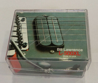 Bill Lawrence Pickup, L-500XLB Humbucker, Made in USA, NEU