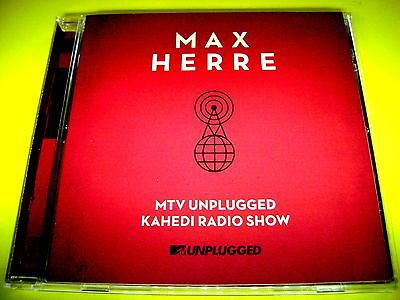 MAX HERRE - MTV UNPLUGGED : KAHEDI RADIO SHOW | OVP | Hip Hop Shop CD 111austria