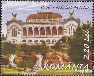 Romania 6083 (complete.issue.) unmounted mint / never hinged 2006 Provincial Exh