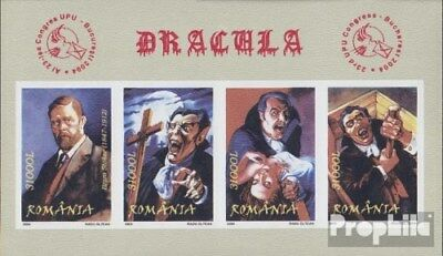 Romania Block340B (complete.issue.) unmounted mint / never hinged 2004 Dracula