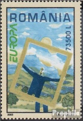 Romania 5736 (complete.issue.) unmounted mint / never hinged 2003 Europe: poster