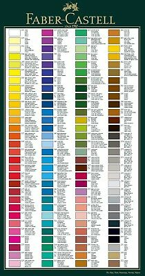 Faber Castel Polychromos Artists Colouring Pencils Many Colours Buy 2 Get 1 Free