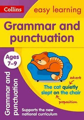 Grammar and Punctuation Ages 7-9: New Edition 9780008134228 (Paperback, 2015)