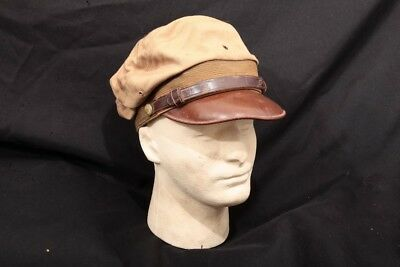 WWII US Army Air Corp 1000 Hours Crusher Cap / Hat Forbcraft