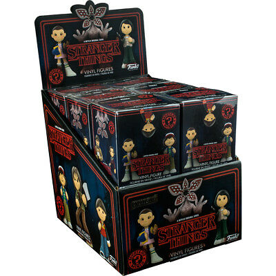Stranger Things - Mystery Minis HT Exclusive Blind Box Box (Display of 12)