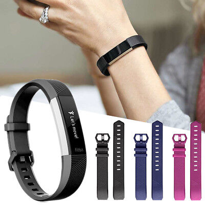 3x Replacement Silicone Wrist Band Strap Bracelet For Fitbit Alta/Fitbit Alta HR